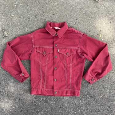 """1960's """"Big E"""" Levis Women's Denim Jacket - image 1"""