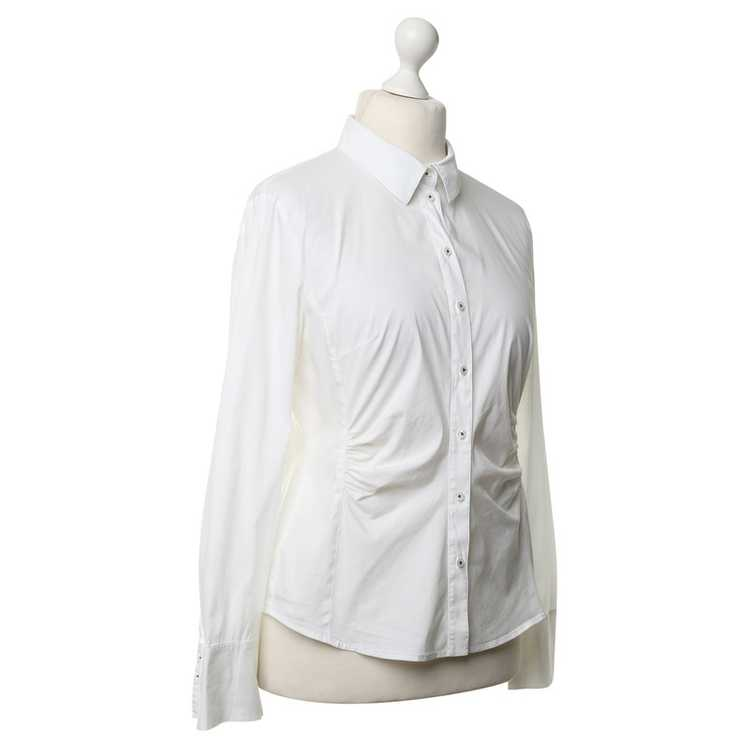 Laurèl Blouse with Ruffles - image 2