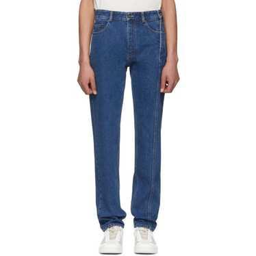 Y/Project Triple Zipper Panel Jeans - image 1