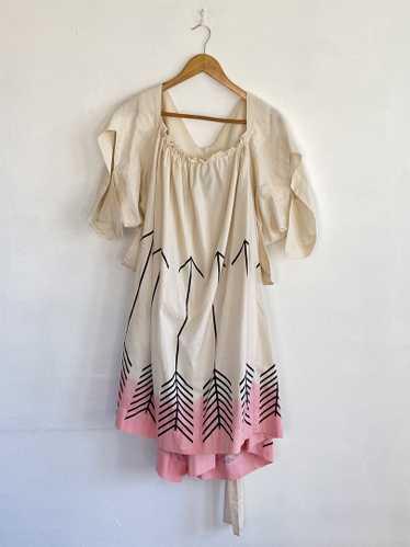 Bernard Willhelm Cotton Dress