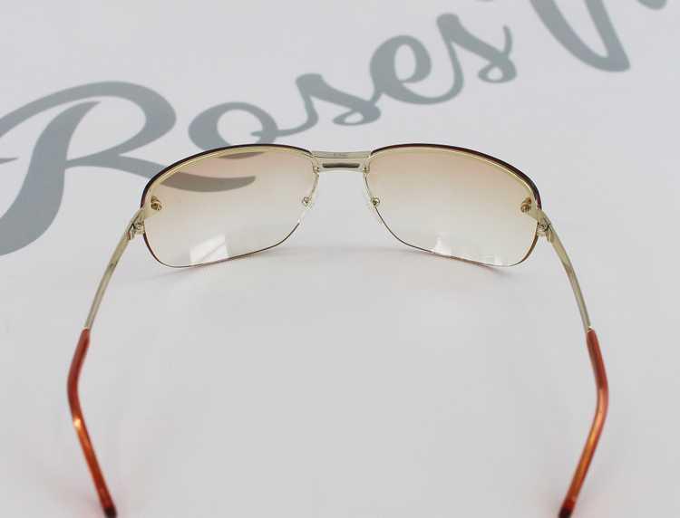 Christian Dior 2000s Logo Center Sunglasses - image 3