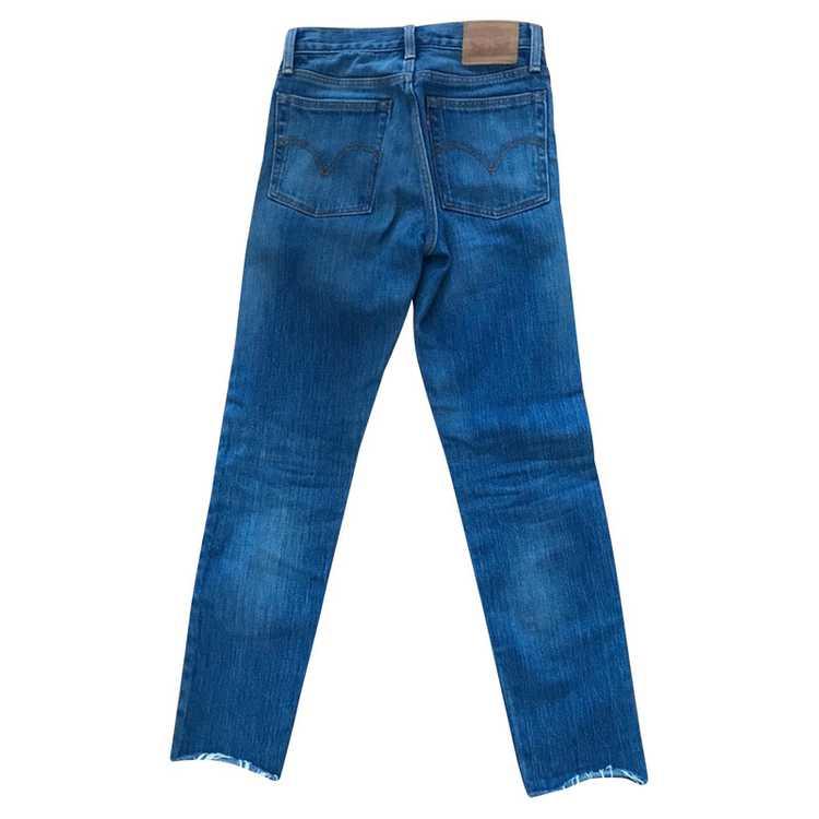 Levi's Blue jeans - image 2