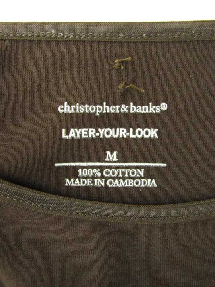 Christopher & Banks T-Shirt Top - image 3