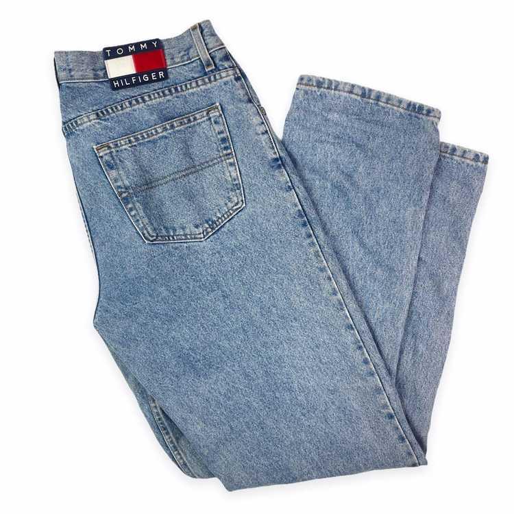 Streetwear × Tommy Hilfiger × Vintage Vintage 90s… - image 1