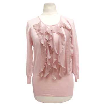 Christian Dior Sweater with Ruffles