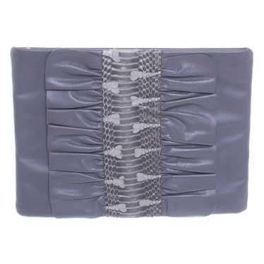 Romanowski clutch with Ruffles
