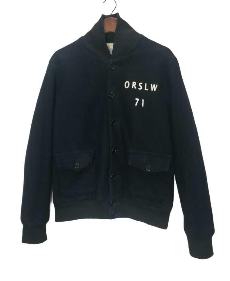 Orslow Orslow 71 Wool Jacket - image 1