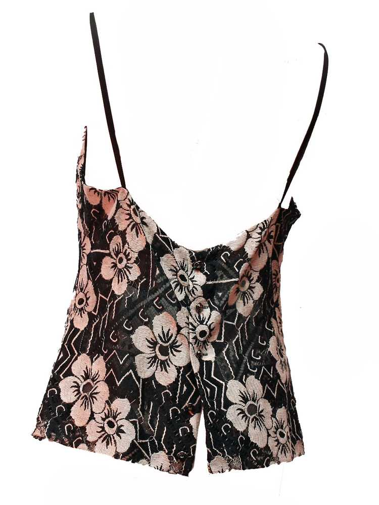 Chanel Lace Camisole - image 2
