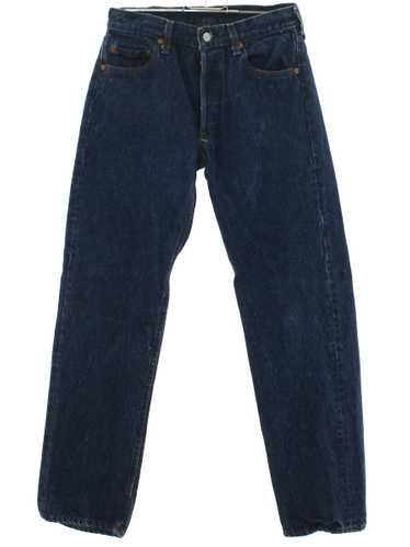 1980's Levis 501, Made in USA Mens 80s Levis 501 J