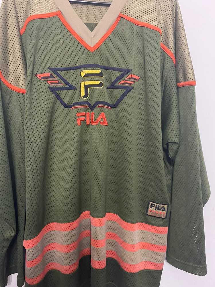 1990s AHL Keybec Hershey Bears Hockey Jersey Golie Cut Coke Cola