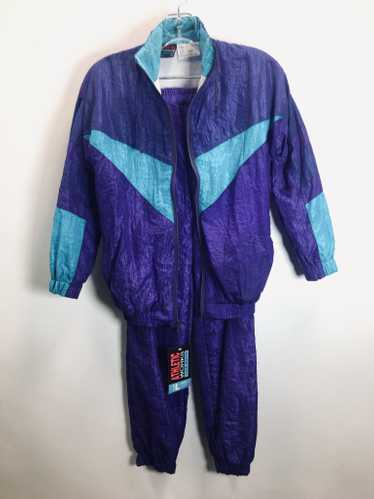 80s Teens Track Suit