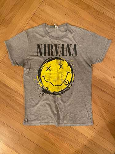 Nirvana Nirvana vintage t-shirt