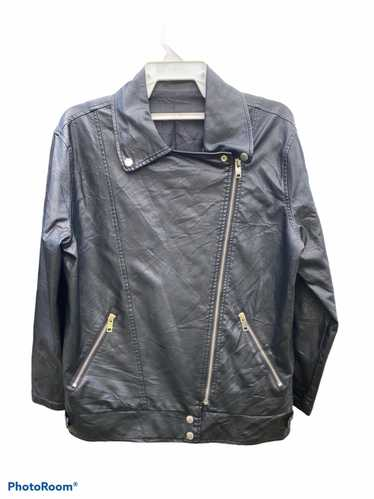 Italian Denim Motorcycle Jacket Motorcycle jacket