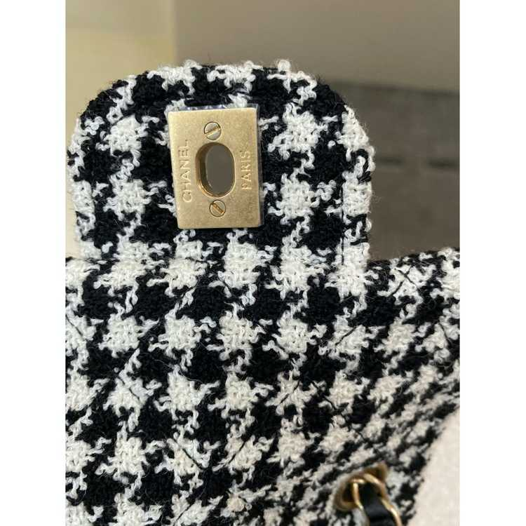 Chanel Timeless/Classique tweed mini bag - image 9