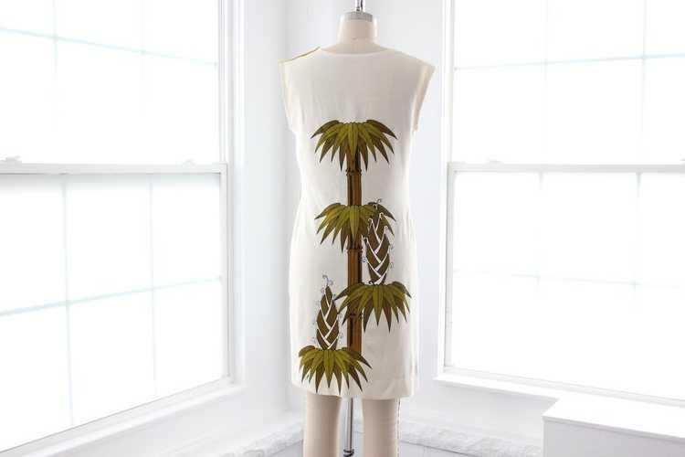 70s Shaheen Shift Dress - image 6