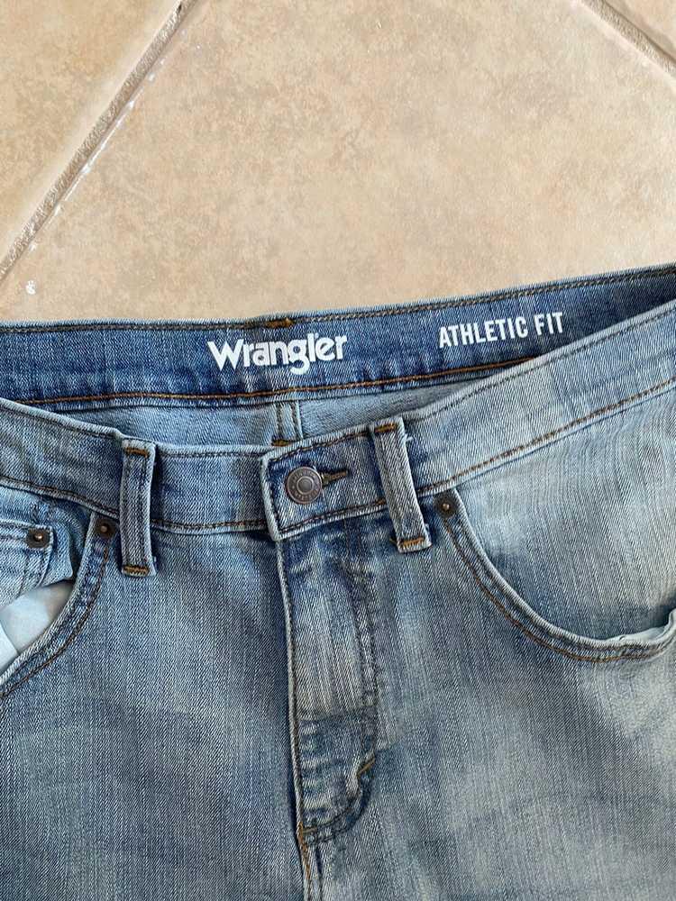 Wrangler Wrangler denim jeans - image 4