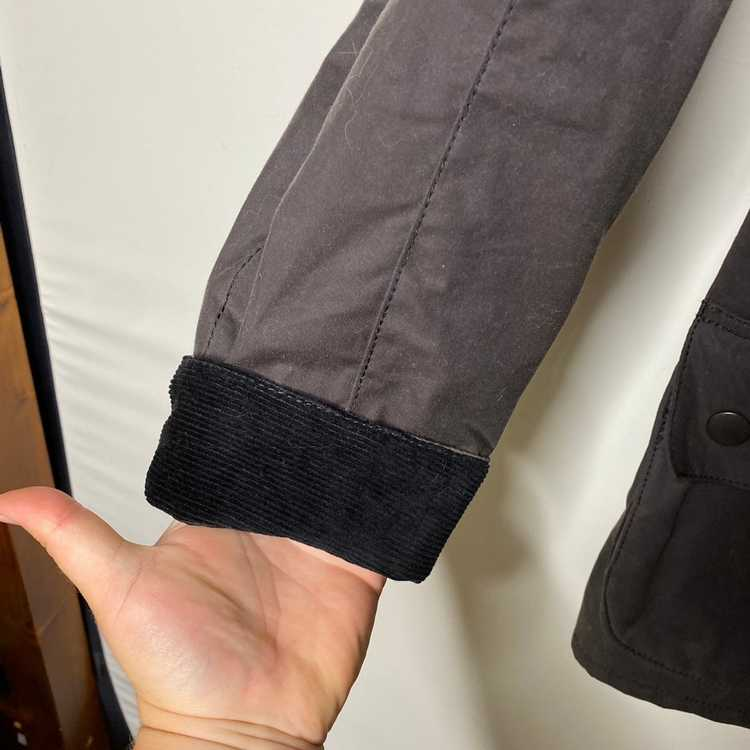 Barbour Barbour Classic Bedale brown Wax Jacket S - image 3