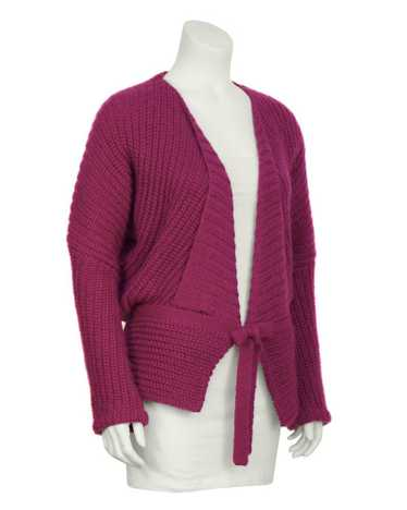 Missoni Pink Knit Sweater