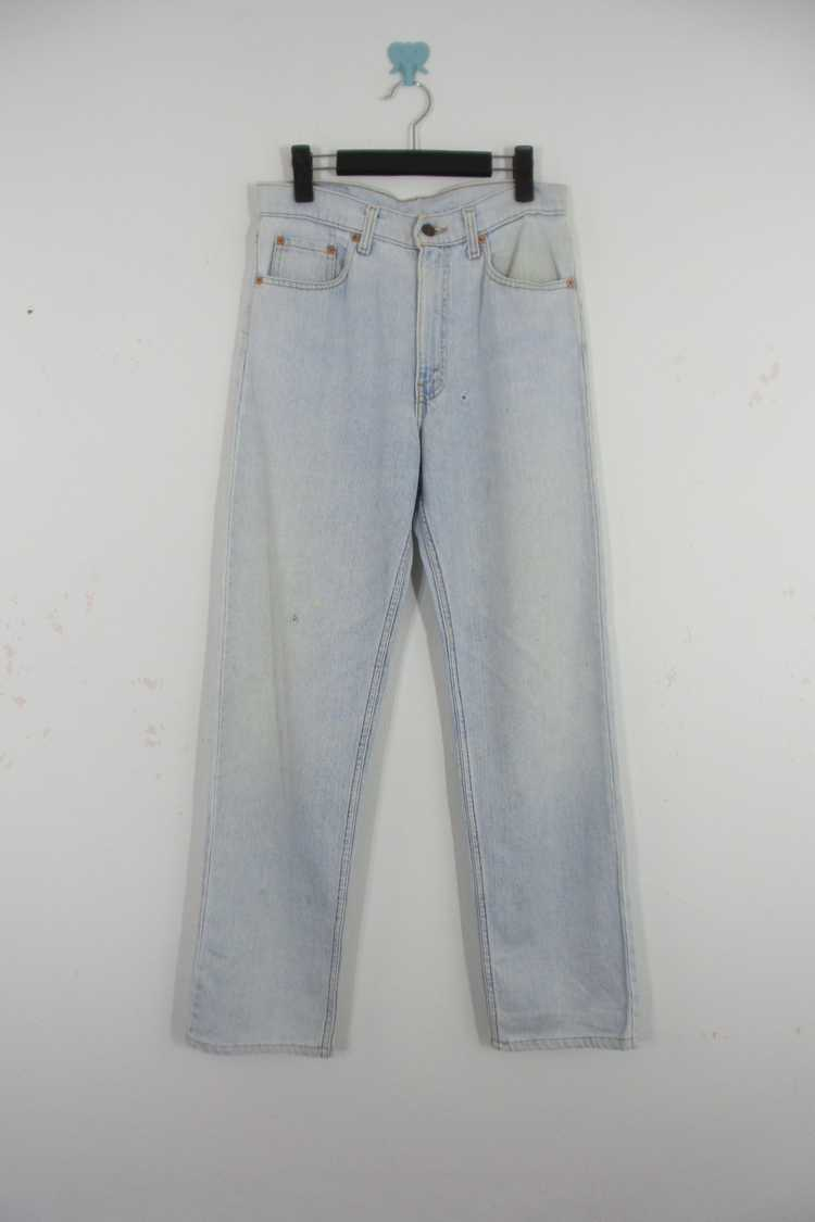 Levi's Distressed Levi's 510-0217 Jeans W30xL30.5 - image 1