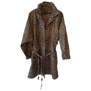 Sonia Rykiel Brown Trench coat for Women 40 FR