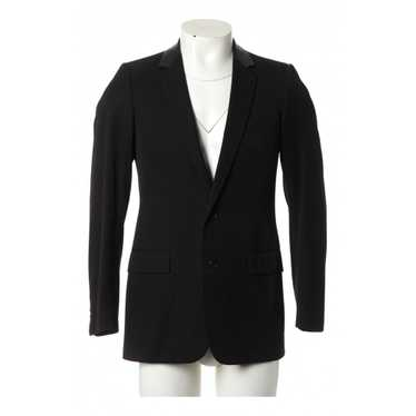 Dior Black Wool jacket for Men 48 FR - image 1