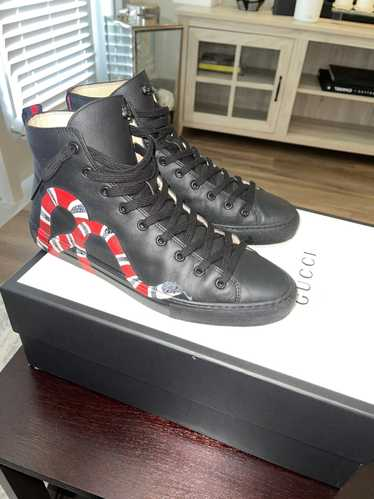 Gucci Gucci High-Top Sneakers
