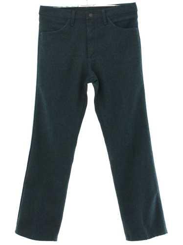 1970's Wrangler Mens Wrangler Jeans-cut Pants