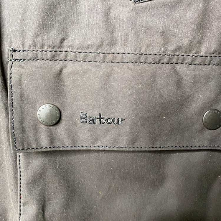 Barbour Barbour Classic Bedale brown Wax Jacket S - image 5