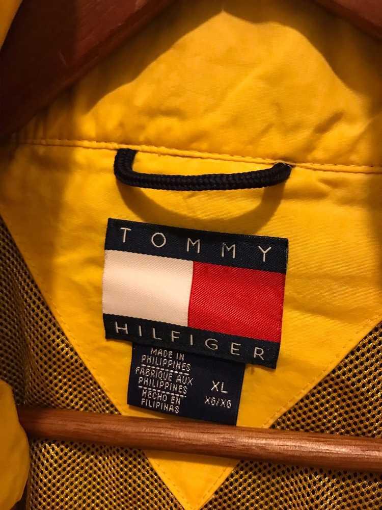 Tommy Hilfiger × Vintage Vintage 90s Tommy Hilfig… - image 3