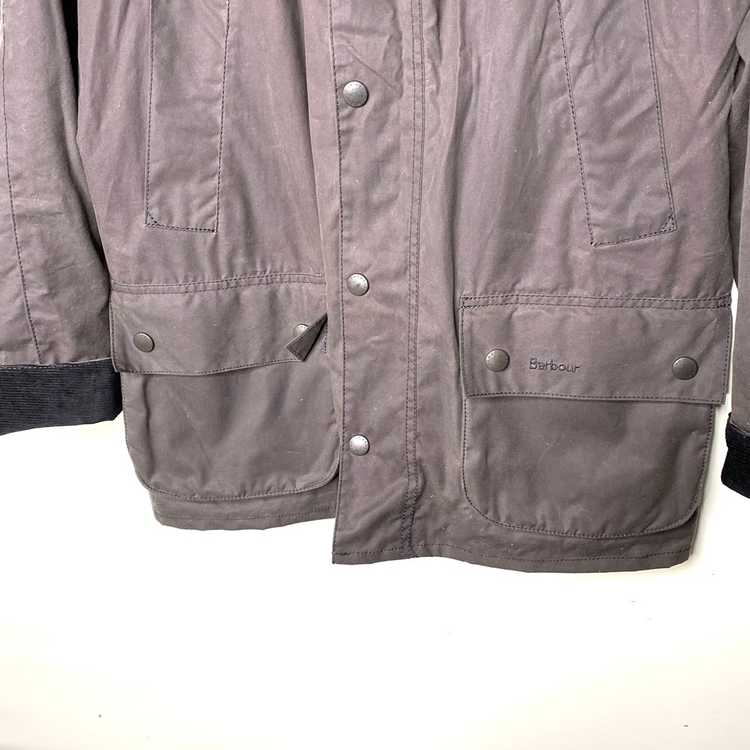Barbour Barbour Classic Bedale brown Wax Jacket S - image 4