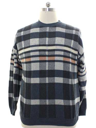 1980's Liberty sweaters Made in U. S. A Mens Sweat