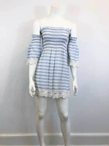 Tinsly Broderie Anglaise Dress