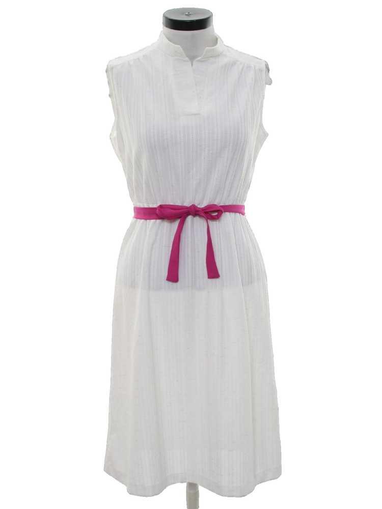 1970's Ms Claire Knit Dress - image 1