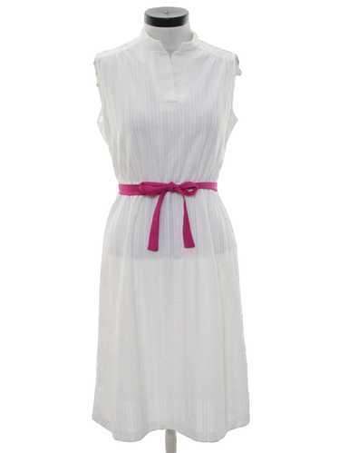 1970's Ms Claire Knit Dress