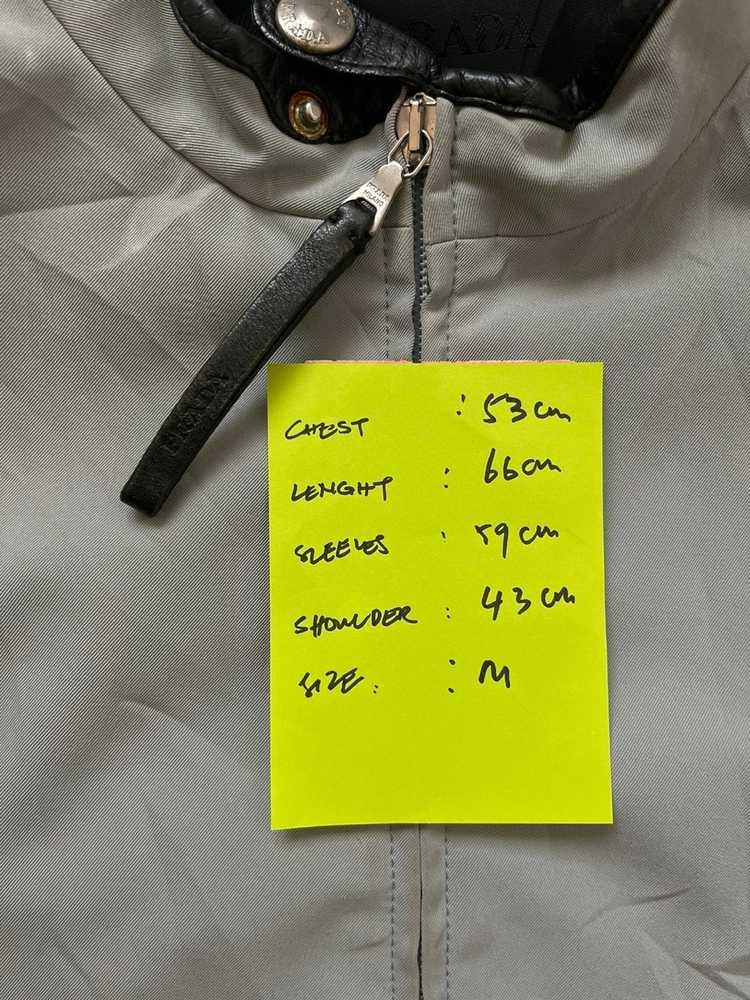 Prada × Vintage 90's Vintage Prada jacket size M … - image 11