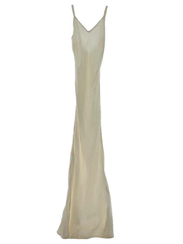 1940's Rayon Slip Dress - image 1