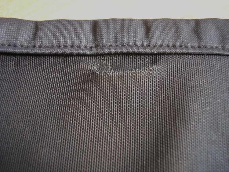 Vintage Black Lace Basque/Corset/Bustier - image 4