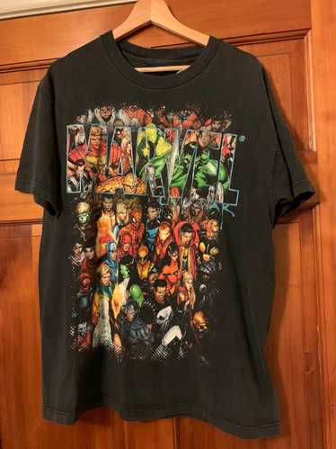 Vintage 80s Yuppies From Hell Marvel Comics T-shirt RARE !