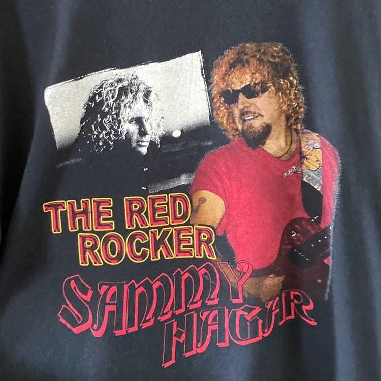 Band Tees × Rock T Shirt × Rock Tees The Red Rock… - image 1