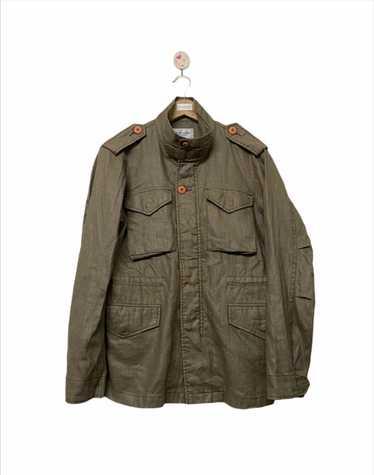 Rare Japanese Brand UNITED ARROWS Beauty /& Youth Hoodies Jacket Zipper Up Plain 90s Fashion Streetwear Designer Garcon Yohji  Size Large