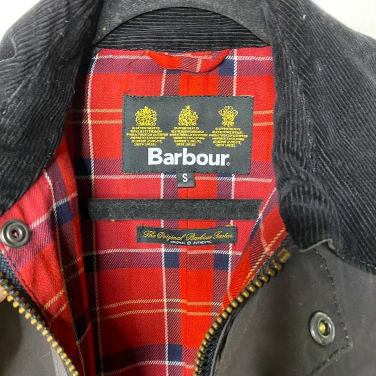 Barbour Barbour Classic Bedale brown Wax Jacket S - image 9