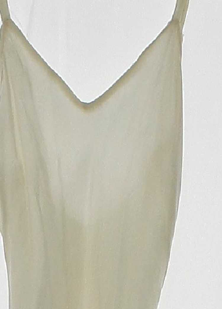 1940's Rayon Slip Dress - image 2