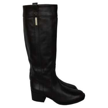 Max Mara Max Mara leather boots