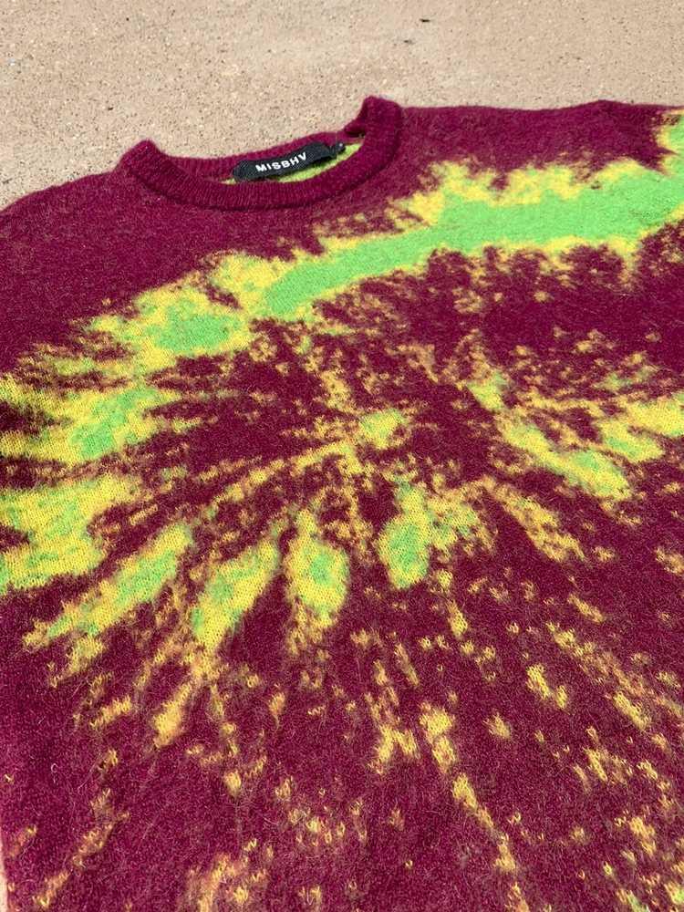Misbhv FW19 Tie-Dye Knit Sweater - image 5