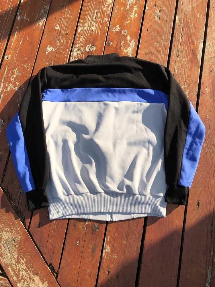 Vintage Vintage 70s Adidas Track Jacket Large - image 2