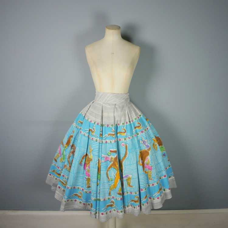 """50s MEXICAN NOVELTY SOUTH AMERICAN DANCERS """"ROJAS… - image 4"""