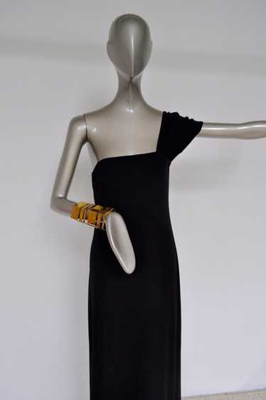 Rudi Gernreich ready to wear asymmetric off should