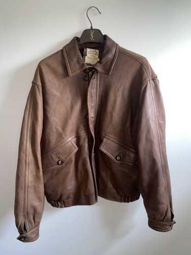 Hermes Vintage Hermès Cerf Deer Jacket