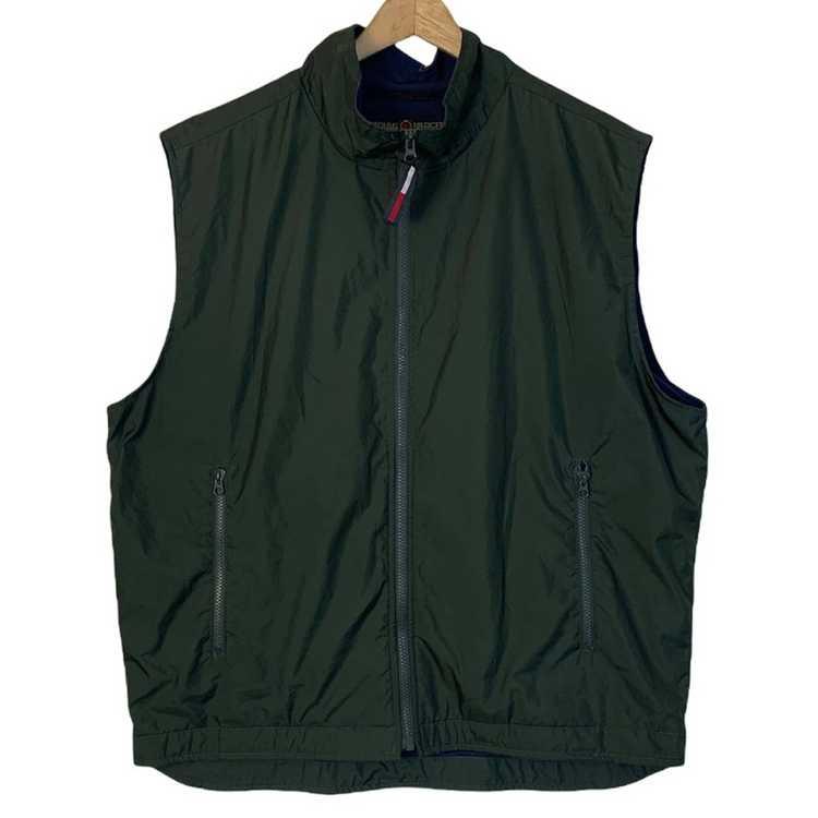 Tommy Hilfiger Tommy Hilfiger Golf Vest Jacket - image 1