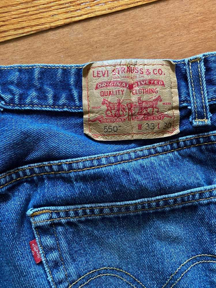 Levi's × Streetwear × Vintage Vintage 1990's Levi… - image 3